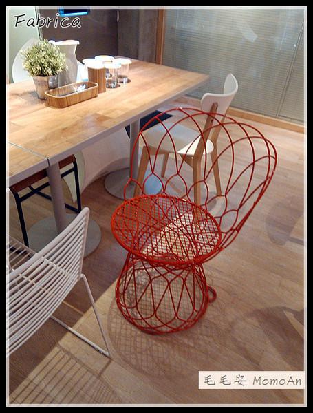 Fabrica 椅子:【口碑券35】Fabrica 椅子,從裝潢到餐點,處處可見店家的用心!